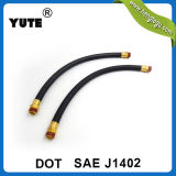 Aprobado por el DOT SAE J1402 Tipo conjunto de la manguera de frenos de aire