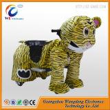 Conduite électrique populaire sur des jouets de peluche d'animaux à vendre
