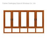 모기 스크린 (FT-W108)를 가진 Feelingtop 알루미늄 이중 유리를 끼우는 Windows