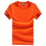 Pas de Persoonlijke T-shirt van de Mensen van het Embleem van het Merk Goedkope & de T-shirt van Af:drukken voor Mensen aan