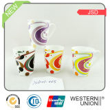 Tazza di ceramica di Hotselling con il disegno variopinto