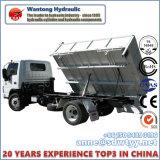 Lado-Despejando o fabricante telescópico do cilindro hidráulico de China