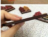 De in het groot Goedkope Magneten van de Koelkast van de Douane Houten voor het Decor van het Huis