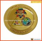 Воинская монетка военно-морского флота монетки металла Анти--Бронзы 3D сувенира (JINJU16-035)