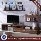 Meubles blancs de maison de stand de la couleur TV de meubles modernes de salle de séjour