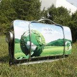 Barbacoa de acampada solar del diseño único del tubo del vacío que acampa