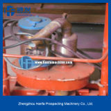 profondeur de 100m, plate-forme de forage portative économique de puits d'eau de Hf150e