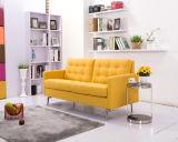 新しい現代ホーム家具の居間ファブリックソファー(HC044)