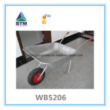 Wheelbarrows Wb5009 cor-de-rosa para a venda
