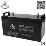 bateria recarregável acidificada ao chumbo do AGM de 12V 120ah Mf para UPS/Solar