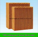 Zellulose-gewölbtes evaporativpapier