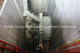 Turbina-Generator horizontal 6-12meter Head de Tubular/Turbina-Generator das energias hidráulicas