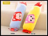 Het Gevulde Speelgoed van het Suikergoed van de Pluche van de baby Hoofdkussen, Zacht Hoofdkussen