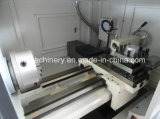 CNC liso Lathe Machine de Bed Ck6140 com Independent Spindle Unit