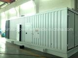 générateur insonorisé de diesel de 1125kVA /900kw Cummins