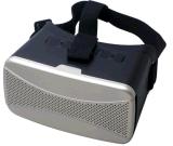 3D Virtuele 3D Oogglazen van de Hoofdtelefoon van de Werkelijkheid Geschikt voor de Mensen van de Bijziendheid