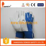 De Werkende Handschoen DLP416 van het Leer van het varken