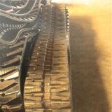 A borracha segue 250*52.5k*76 para as mini máquinas escavadoras PC20r-8