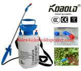 pulverizador plástico manual da pressão do controle do inseticida do jardim 5L