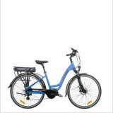 "28 "" 250W Mittlere-Motor Stadt Electric Bicycle (TDB05Z-1)"