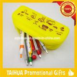Sacchetto della penna di modo, sacchetto del silicone con lo SGS