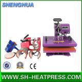 8 combinati in 1 macchina Cy-S1 di scambio di calore