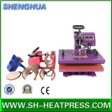 Combo 8 en 1 máquina de transferencia de calor Cy-S1
