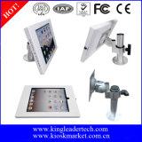 Cerradura antirrobo de escritorio o montar en la pared del recinto del iPad para la venta caliente