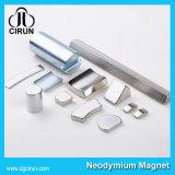Дешевым магнит неодимия диска N35-N52 спеченный никелем постоянный