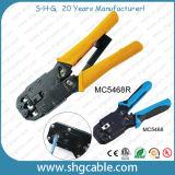 RJ45 Rj11 Netz-Kabel-modularer Stecker-Quetschwerkzeug (NT-MC368AR)