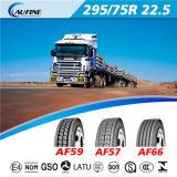 Radialhochleistungs-LKW-Gummireifen, schlauchloser Bus-Reifen