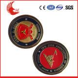 Pièces de monnaie faites sur commande de médaillon de souvenir de qualité