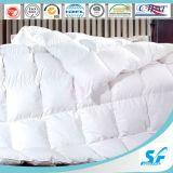 100%年の綿織物のガチョウの満たされたキルト