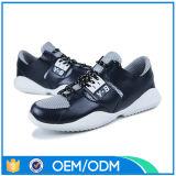 La première marque de la Chine folâtre le constructeur de chaussures, chaussures de la lame des hommes