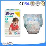 Couches-serviettes jetables / articles pour bébés avec prix d'usine
