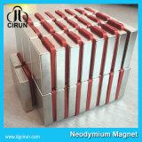 Zeldzame aarde van de Fabrikant van China sinterde de Super Sterke Hoogwaardige de Permanente Magneet van de Motoren met drijfwerk van gelijkstroom/Magneet NdFeB/de Magneet van het Neodymium