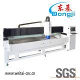 Машина 3-Axis стеклянного края CNC полируя для стеклянной мебели