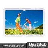 Dekking van de Tablet van de Sublimatie van Bestsub de Promotie voor het Lusje P5100 van de Melkweg van Samsung (SSG23)