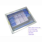 Компьютер панели Fanless 12 дюймов Полн-Загерметизированный сенсорным экраном промышленный с Intel® 1037u