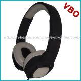 Cuffia poco costosa delle cuffie bollata abitudine per il giocatore MP3