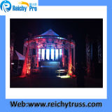 AluminiumRound Truss für Event Lighting Relais