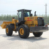 構築Machine、3m3 ShovelのWheel Loader
