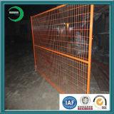 Сетка обеспеченностью стали углерода, загородка ячеистой сети безопасности, загородка звена цепи высокого качества, загородка ячеистой сети фабрики Tianjin животная
