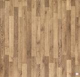 Serie Tres-Modular del papel de madera del grano como Pape decorativo para adornar el suelo, MDF, HPL