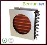 Nicht rostendes Board Copper Tube Fin Radiator für Air Conditioner