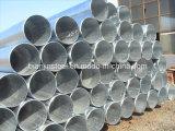 DN50 acero galvanizado en caliente de tuberías
