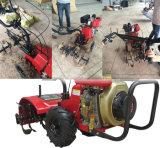 Weeder da potência do cultivador do rebento do motor Diesel da exploração agrícola e do jardim 178f