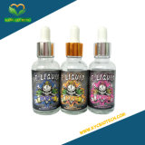 Líquidos reais do sabor E-Liquid/E Juice/E do tabaco de 100%