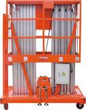 二重サポートのアルミ合金のエレベーター(DL6-200)