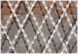 Arame farpado galvanizado da lâmina/arame farpado